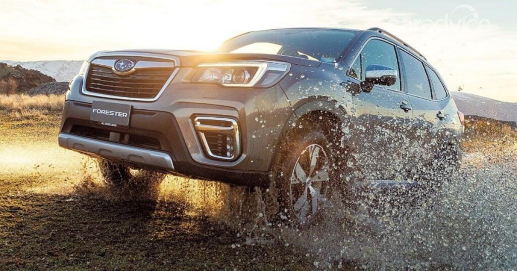 Giá bán xe Subaru